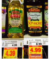 "View the ""Pompeian $1 OFF Olive Oil (Hidden SmartSource Printable Coupon)"" coupon page"
