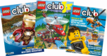 "View the ""FREE Subscription to LEGO Club Magazine"" coupon page"