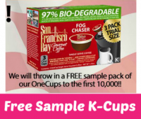 "View the ""San Francisco Bay FREE Coffee K-Cups & Freedom Clip Samples (Freebie)"" coupon page"