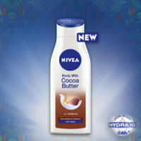 "View the ""Nivea FREE Cocoa Butter Lotion Sample (Freebie)"" coupon page"