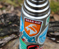 Gear Aid Goat Sticker
