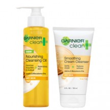 "View the ""Garnier Clean+ FREE Skincare Sample (Freebie)"" coupon page"