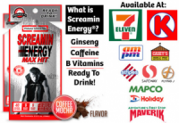 "View the ""Vital4u FREE Screamin Energy Max Hit Energy Drink Samples (Freebies)"" coupon page"