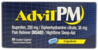 "View the ""Advil PM FREE Product Sample (Freebie)"" coupon page"