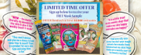 "View the ""Montagne Jeunesse FREE Facial Treatment Mask Sample (Freebie)"" coupon page"