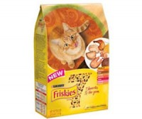 "View the ""Friskies 7 FREE Cat Food Samples (Freebie)"" coupon page"