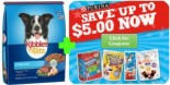 "View the ""Up to $5 OFF Selected Dog Treats (Printable Coupon)"" coupon page"
