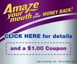 "View the ""ACT $1 OFF Advanced Care Plaque Guard (Printable Coupon)"" coupon page"
