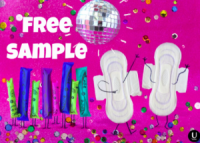 "View the ""U by Kotex FREE Sample Pack (Freebie)"" coupon page"