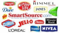 "View the ""Latest Printable Coupons from SmartSource"" coupon page"